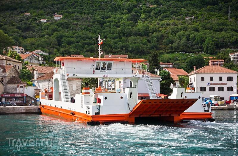 Как я фотографировал запрещённые яхты / Черногория