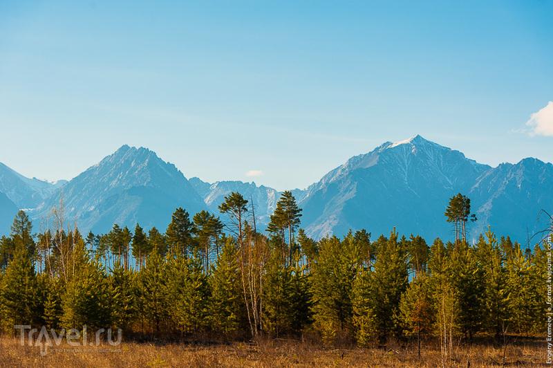 Про Койморские озера и обсерваторию Бадары / Фото из России