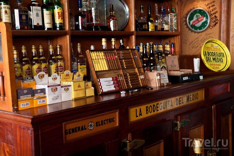 Ром и сигары - главные кубинские бренды