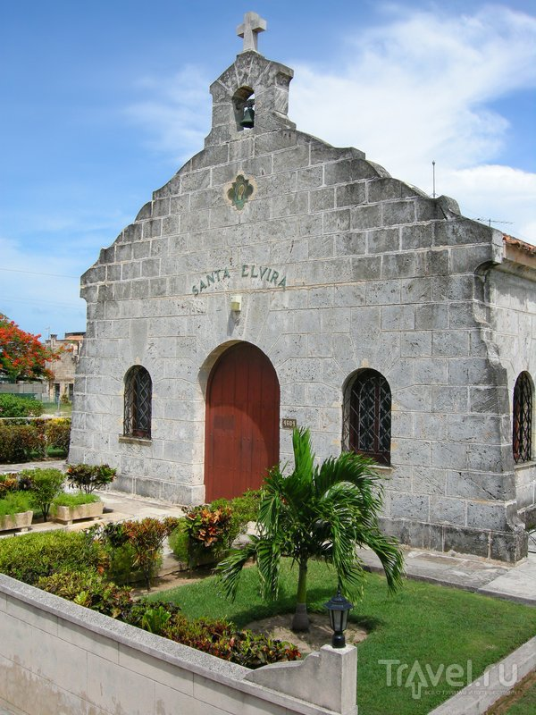 Церковь Варадеро открыта для всех желающих