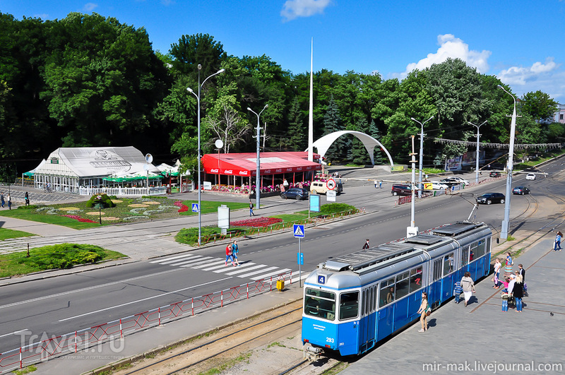 Винница, неожиданное впечатление / Фото с Украины