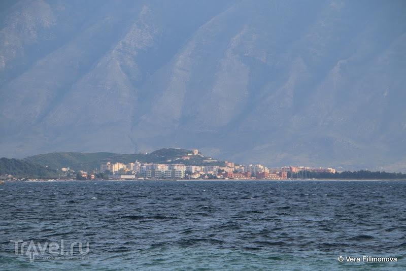 Выходные в местечке Radhime по Влёрой в Албании / Албания