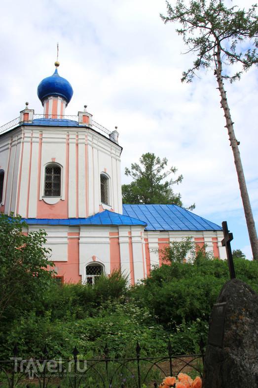 Музей А.С. Пушкина в Бернове / Россия
