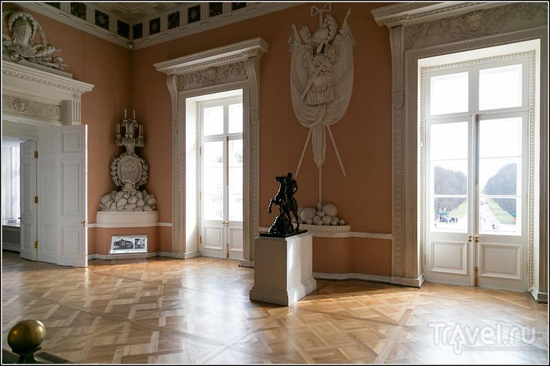 Дворец в Павловске / Фото из России