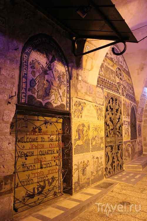 Фестиваль Света в Иерусалиме / Израиль