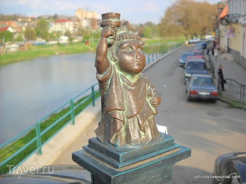 Мини-скульптуры Ужгорода / Украина