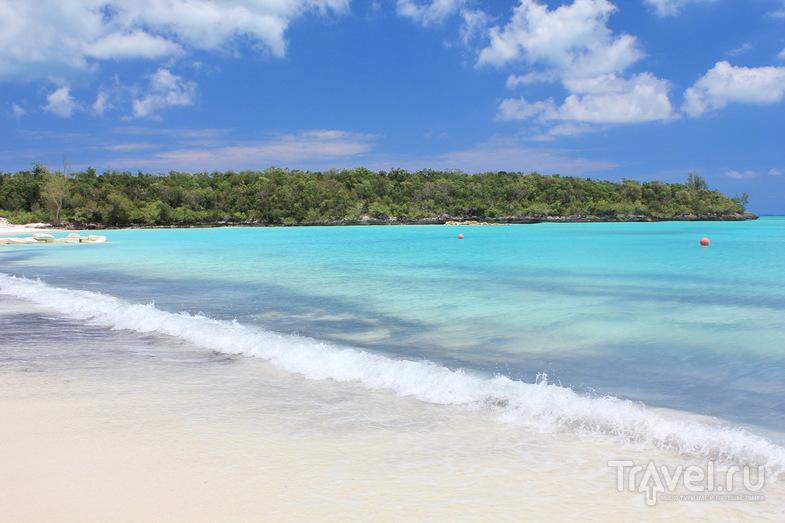 Багамы: остров Абако, или очередной борщ на Карибах / Багамские острова