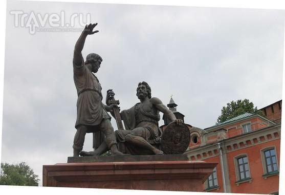 Памятники Нижнего Новгорода / Россия