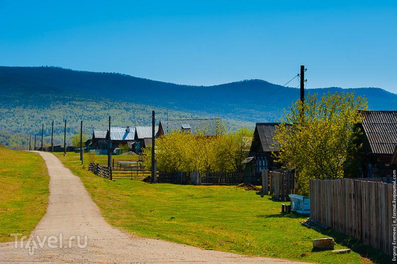 От Култука до Аршана по Тункинской долине / Фото из России