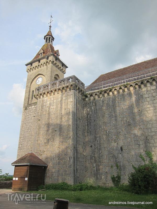 Рокамадур / Франция