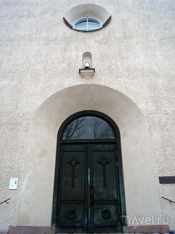 Суоменлинна - финская крепость / Финляндия
