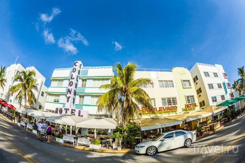 Большинство зданий памятников теперь занимают отели и рестораны