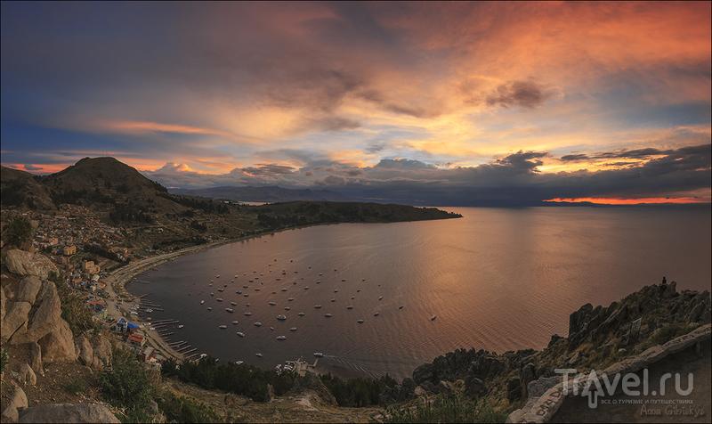 Озеро Титикака, Боливия / Фото из Боливии