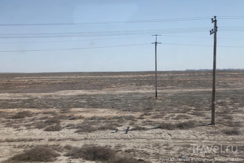 Узбекистан: Муйнак / Фото из Узбекистана