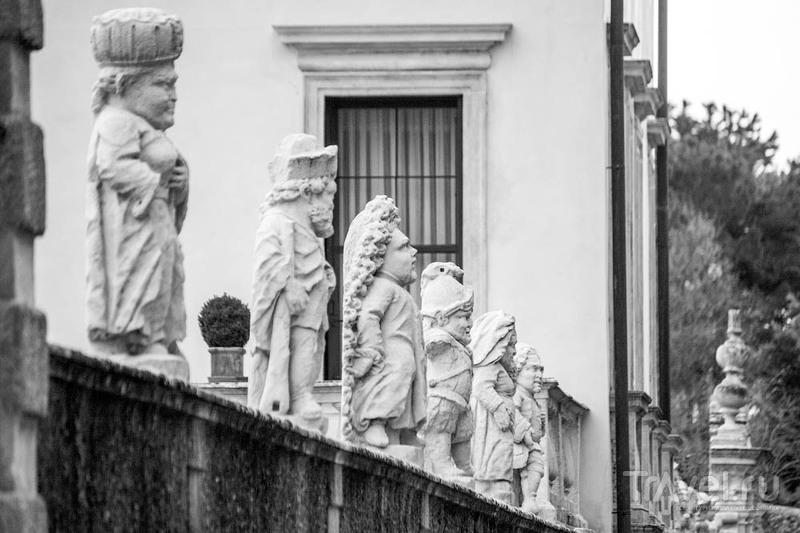 """Виченца, Вилла """"Ла Ротонда"""" и Вилла Карликов / Италия"""