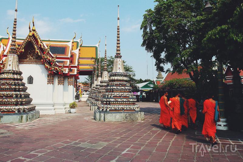 День в Бангкоке: современный мегаполис с национальной начинкой / Таиланд