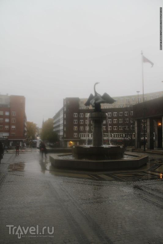 Ратуша в Осло / Норвегия