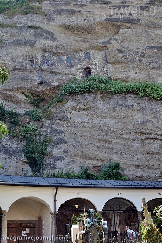 Зальцбург -  между равнинами и горными вершинами / Фото из Австрии