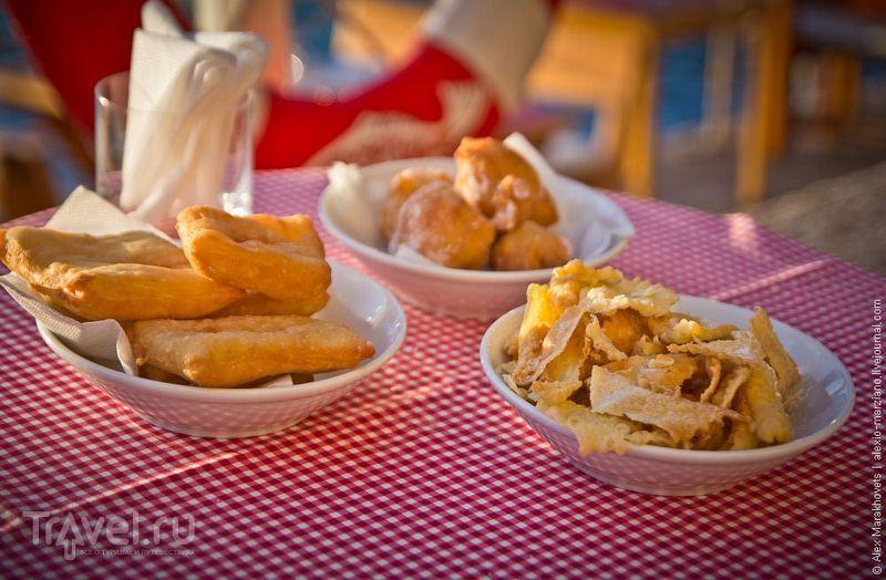 Фестиваль еды и выпивки Brodetfest в Пржно / Черногория