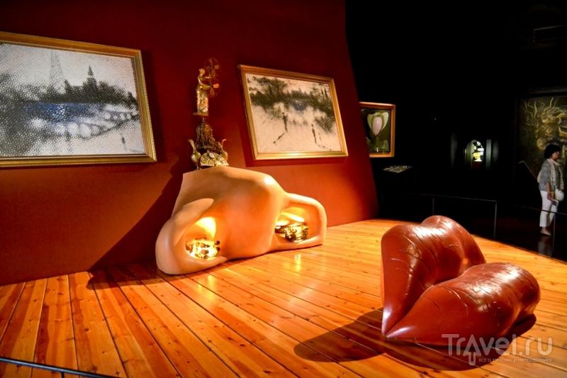 Фигерас. Сумасшедший дом Сальвадора Дали / Испания