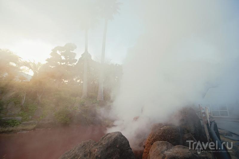 Беппу: девять кругов Ада в райском уголке / Фото из Японии