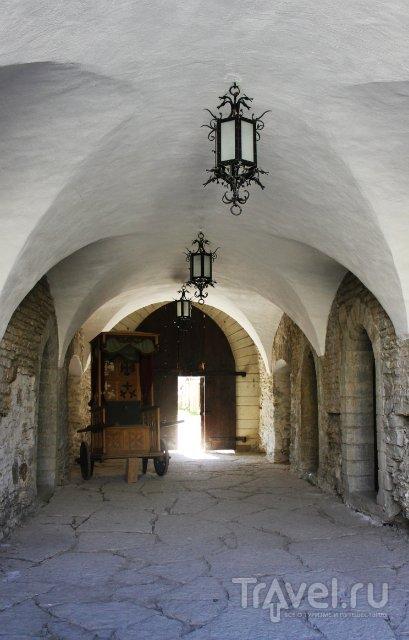 Замок в Раквере / Эстония
