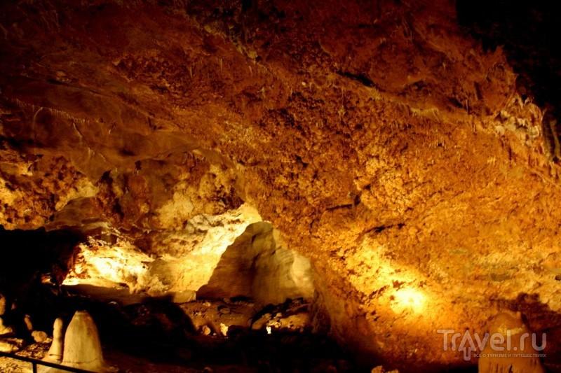 Чехия, Конепрусская пещера... / Чехия