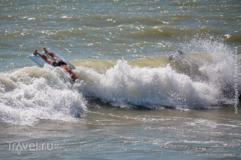 Серфинг в Сочи. Июнь 2014 / Россия