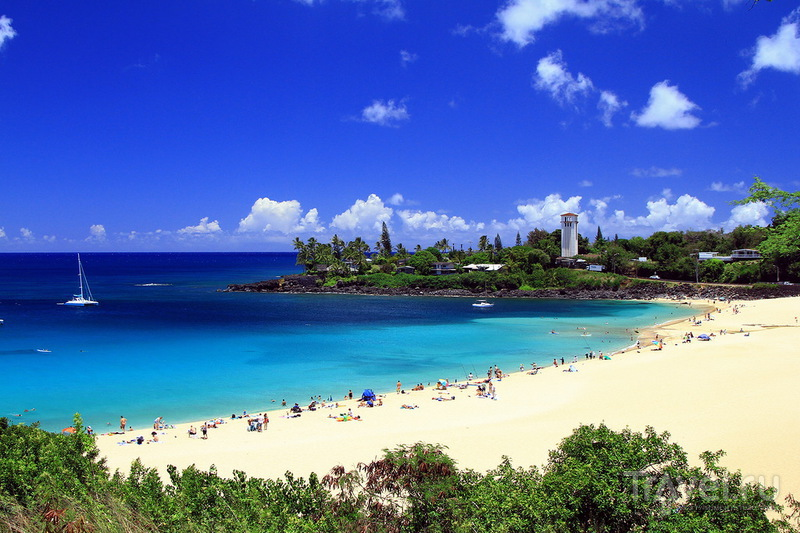 Оаху, Waimea Bay Beach Park / США