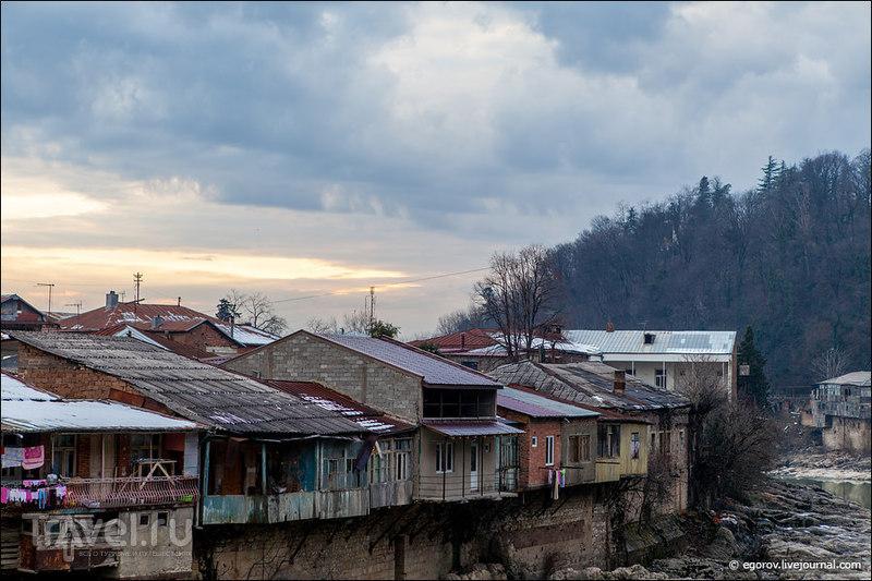 Грузия. Путешествие №1. Кутаиси / Грузия
