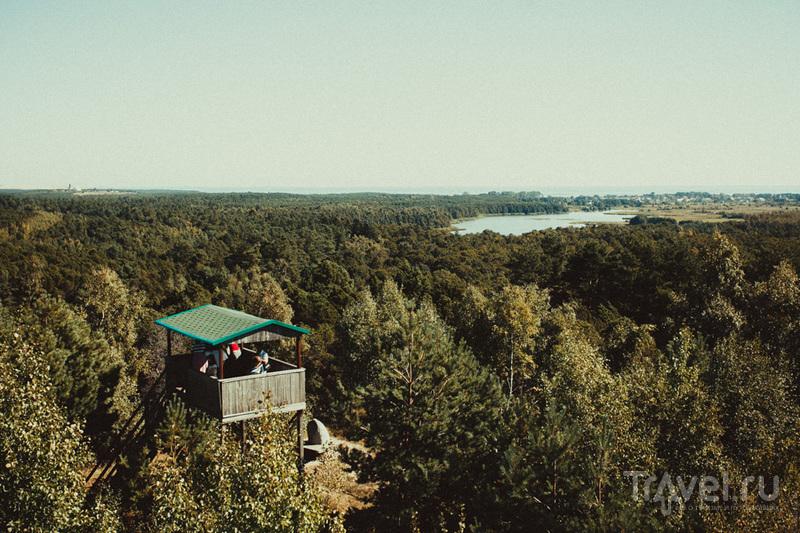 Нида - Калининград (велотур) / Литва