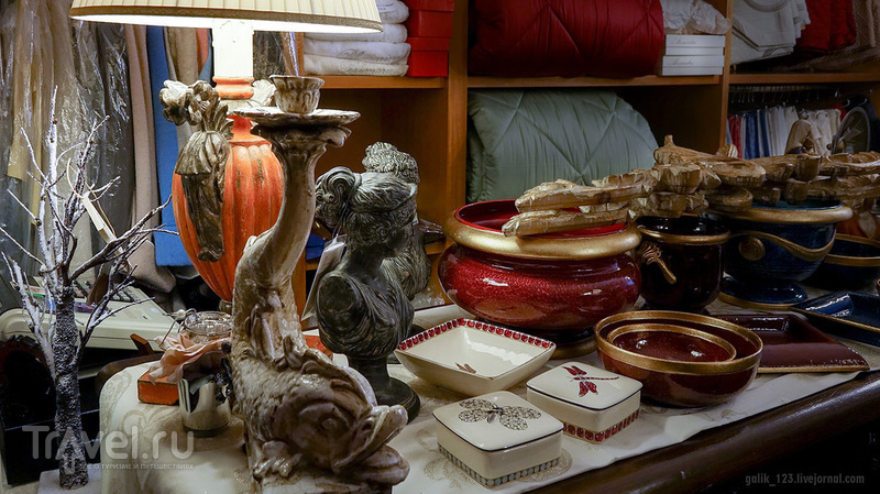 Чудесный магазинчик или Лавка чудес / Италия