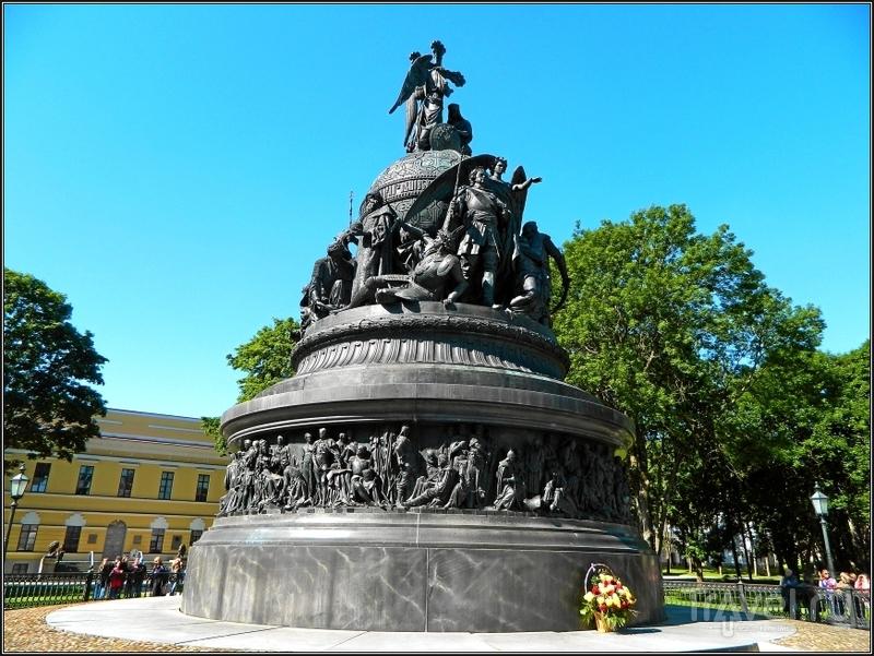 Великий Новгород. Детинец / Фото из России