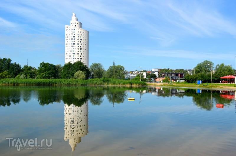Эстония. Маленький город Тарту / Эстония