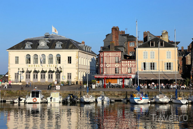 Онфлер / Франция