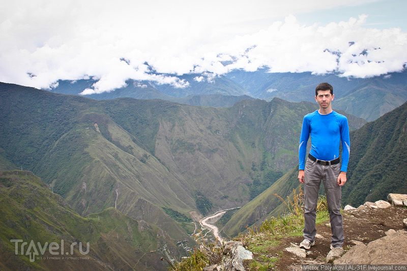 Мачу-Пикчу - город среди облаков / Фото из Перу