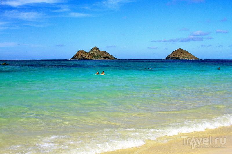Восточное побережье Оаху, Kailua Beach Park / США