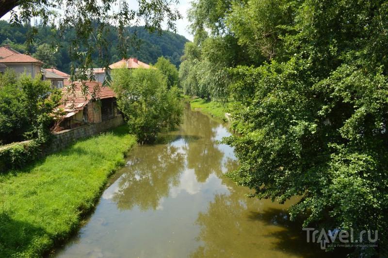 Трявна - замечательный городок в Балканских горах / Болгария