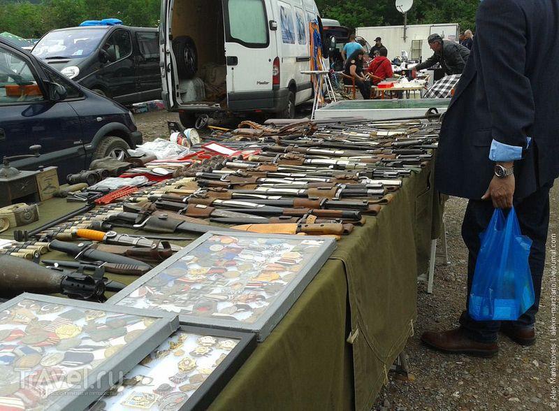 Где в Праге можно купить пушку? / Чехия