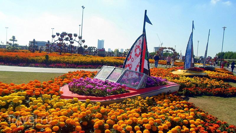 Miracle Garden. Волшебные сады Дубая / ОАЭ