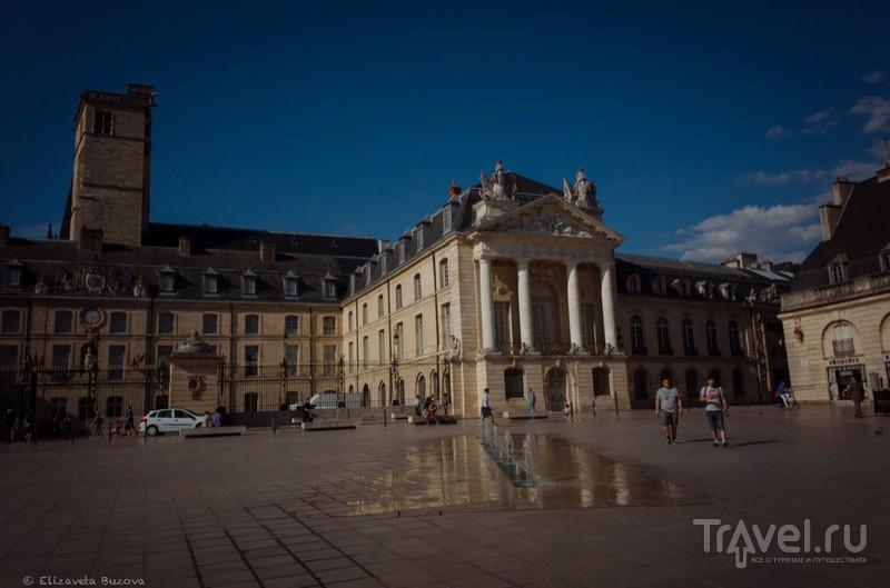 Прогулка по Дижону / Франция