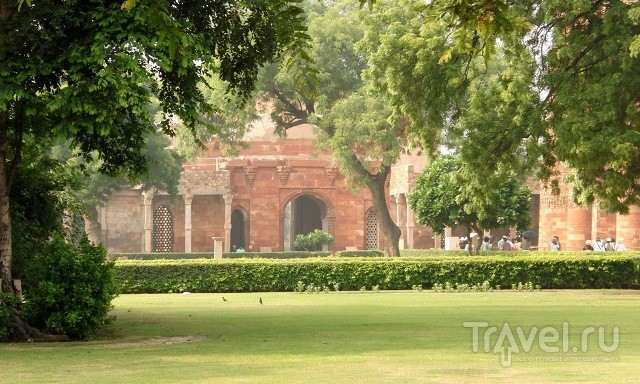 Дели. Парк Мехраули / Индия