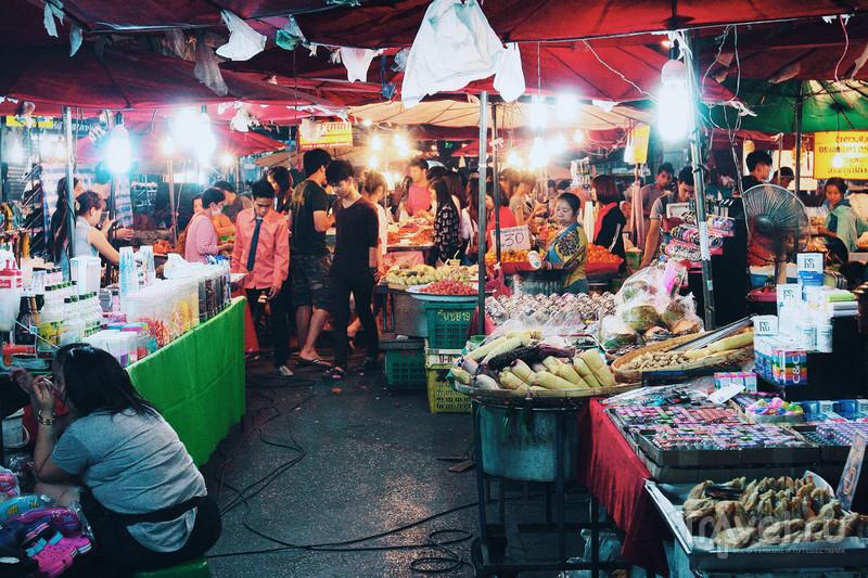 Чиангмай. Полёт над джунглями и тайны ночных рынков / Таиланд