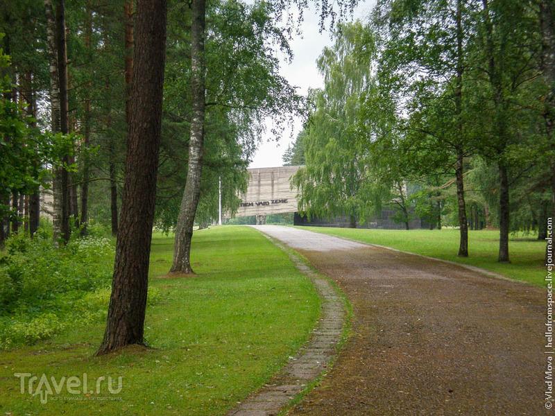Саласпилский мемориал / Латвия