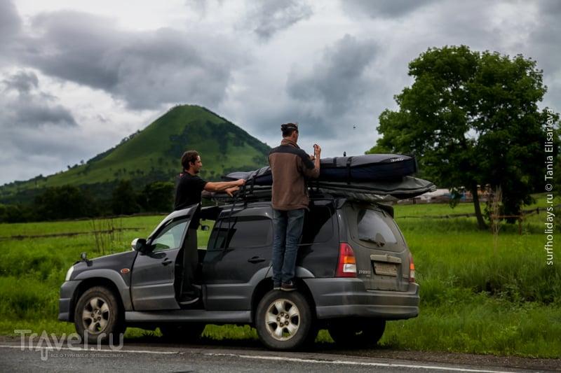 Поездка на север Приморья / Россия