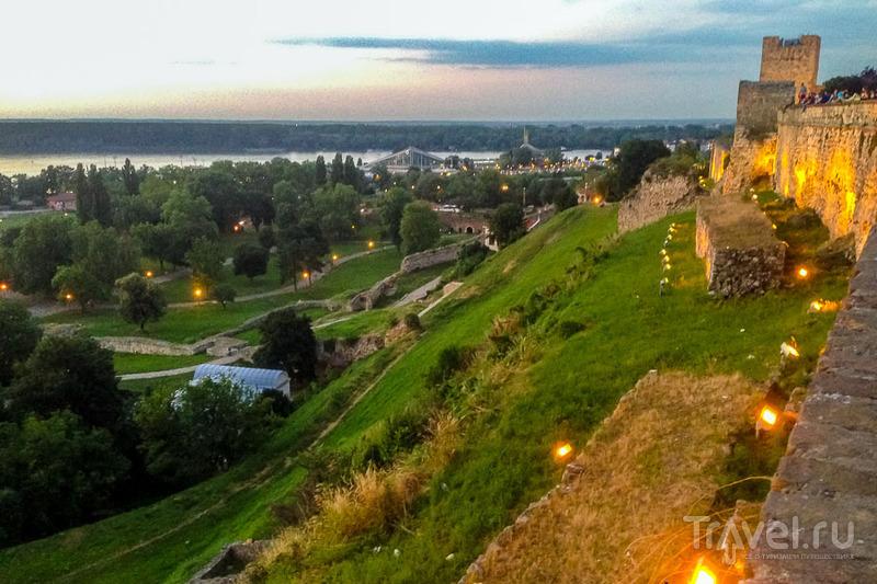 Белградские впечатления и сербская еда / Фото из Сербии