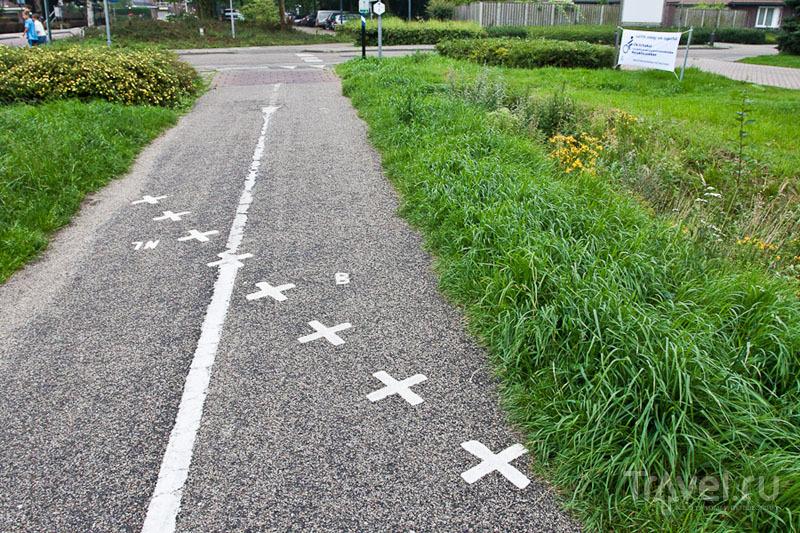 Бельгийско-нидрландская велодорожка / Бельгия