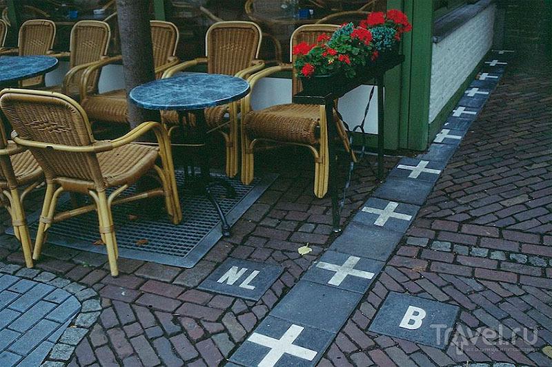 Кафе в Барле / Бельгия