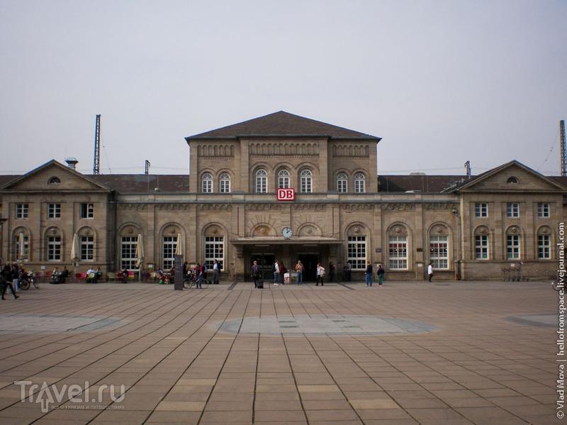 Гёттинген - велостолица Германии / Германия