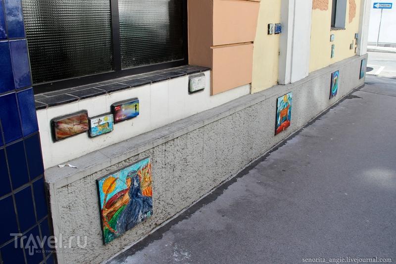 Венские сказочные дома Хундертвассера / Австрия